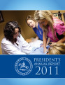 President's Annual Report, 2011